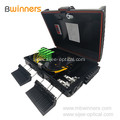 16 core Outdoor Ftth Fiber Optic Termination Box  Distribution Box