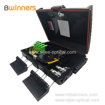 Factory Supply 16 Ports Outdoor Waterproof PLC splitter Optical Distribution Box FDB