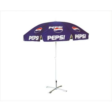 Advertising beach umbrella promotion beach sun parasol