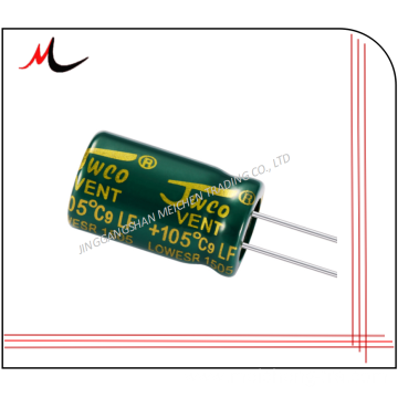 Through hole radial type capacitor 4.7UF 450v