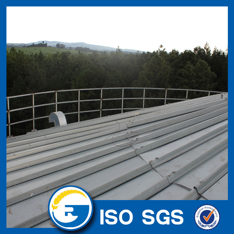 Silo Roof Fence