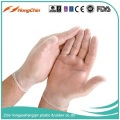 Food processing colorful disposable vinyl gloves widely usage