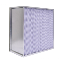 Factory made hot-sale for Hepa Air Filters High Effective Air Filter With Partition supply to Croatia (local name: Hrvatska) Exporter