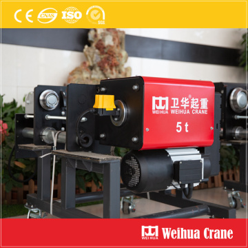 WH Electric Wire-Rope Hoist 3 톤 5 톤 10 톤