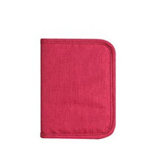 Passport Wallet Holder Rfid Blocking Money Clip Bag
