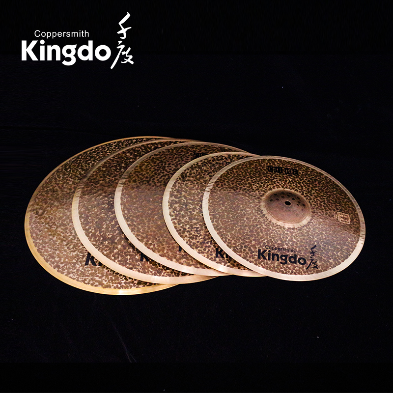 High Grade B20 Original Cymbals For Drum Set