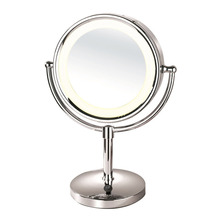 Best Quality for Standing Magnifying Mirror With Light Double side standing magnifying mirror export to India Suppliers