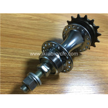 Top for Bike Axle, Bike Spindle, Bike Front Axle Manufacturer in China Steel Rear Bicycle Hub export to South Korea Factory