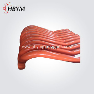 IHI Concrete Pump Spare Parts Casting Elbow