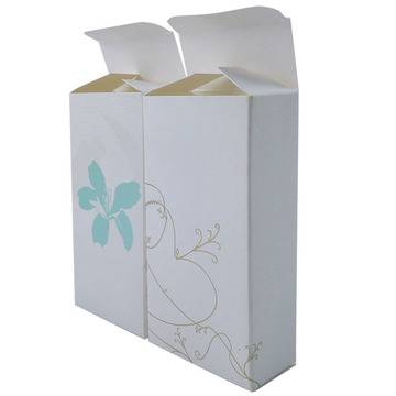Folding Custom Printing Paper Electronic Box