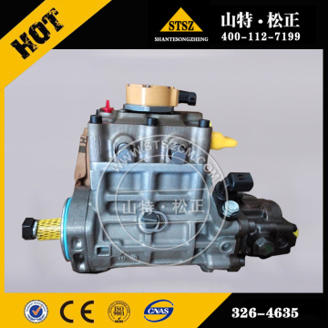 CAT320D FUEL PUMP ASS'Y 326-4635