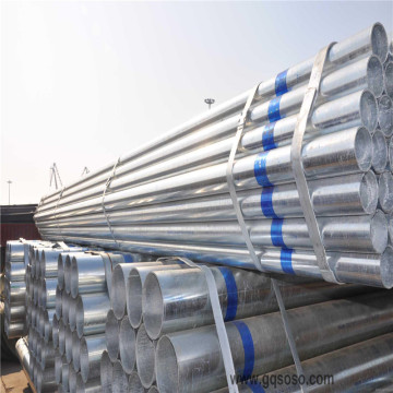 ASTM A 500 3.5 inch steel pipe