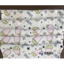 Good Quality Cartoon Character 100% Rayon Fabric