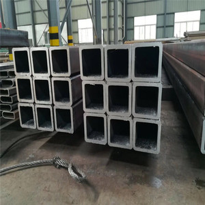 Ordinary Discount for Quality Hollow Section Steel Pipe Q345 Steel Seamless Square Tube supply to Algeria Manufacturers