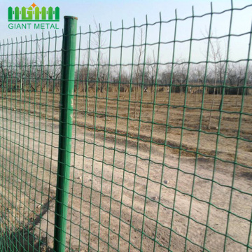 Euro Welded 3D Curved Security Fence Panel