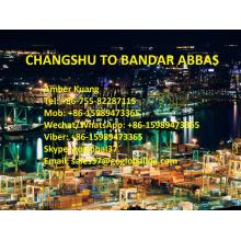 China for Sea Freight To Pakistan Jiangsu Changshu Sea Freight to Iran Bandar Abbas export to Poland Manufacturer