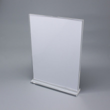 Cheap Small Tabletop Acrylic Sign Holder