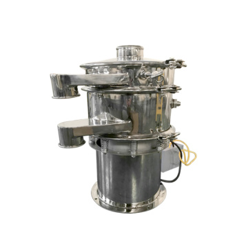 Circular vibrating sifter machine for sugar/salt/flour