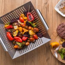 Vegetable Grill Basket  BBQ Accessories