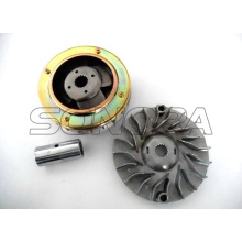 Special Price for Ludix Front Drive Pulley Yamaha YP250 Majesty250 Variator Kit supply to Spain Supplier