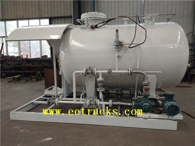 5 CBM LPG Filling Plants