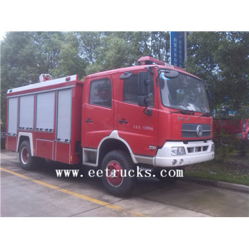 10 TON Water Foam Fire Fighting Trucks