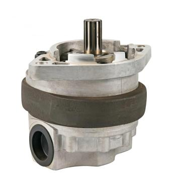 Konecranes hydraulic gear pump