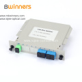 1X4 SC/APC Single Mode Insertion Type PLC Splitter