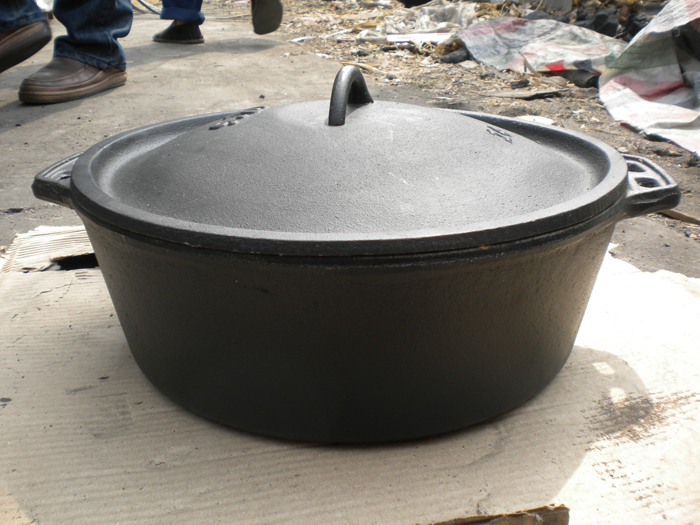 Outdoor Potjie Pot