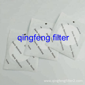 Microporous Filter Paper Mce (CN-CA) Membrane with Grid