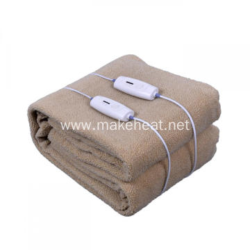 Polar Fleece Electric Under Blanket
