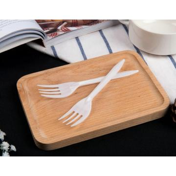 Plastic Disposable Fork Pack