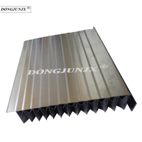 Chipconveyor Stainless Steel Telescopic Bellows Cover