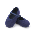 Comfortable Cotton Fabric Shoes Girl Kids Dress