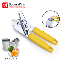 100% Original for Safety Can Opener Professional Durable Kitchen Safety Manual Can Opener export to France Wholesale
