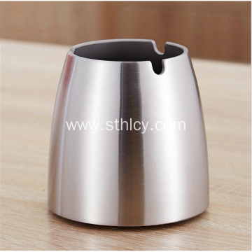 Promotional High Quantity Outdoor Metal Smokeless Ashtray