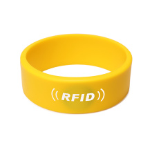 Custom Event Wristbands S70 Rfid Bracelet Silicone Wristband