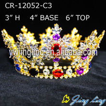 Wholesale King Crown Boy Crowns