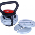 New Style Cross fitness Adjustable Steel Kettlebell