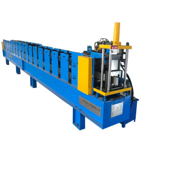 Dixin gutter roofing machine