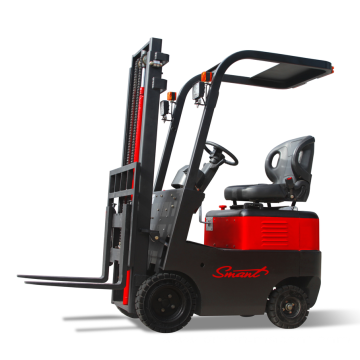 good quality 4 wheels electric counterbalance forklift truck