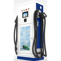 led display level 2 ev charger  84Kw
