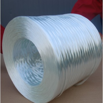 13micron 4800tex sheet-shaped film plastic roving