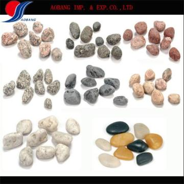 factory customized for Ocean Green Pebble Stone Pebble stone cheap price for aquarium decoration export to Kyrgyzstan Importers