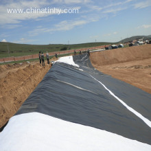 30mils HDPE geomembrane as shrimp pond liner