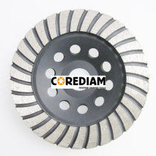125mm Sintering Turbo Wheel