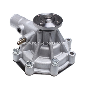 Holdwell water pump PJ7416525 for volvo Excavator EC70