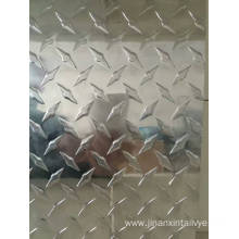 13568 series embossed anti-skid aluminium sheet