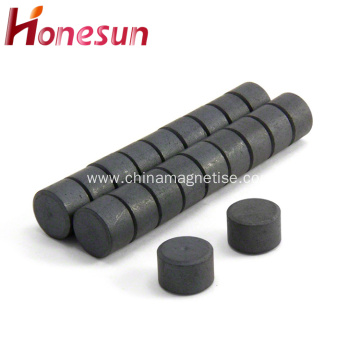 Permanent Injection Multi-Pole Ferrite Motor Rotor Magnet
