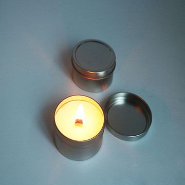 Wood Wick Organic Soy Wax Fragrance Candles